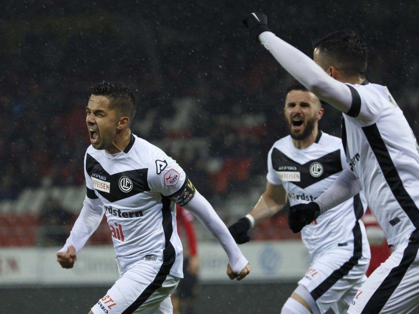 Super League: Sion revient de loin