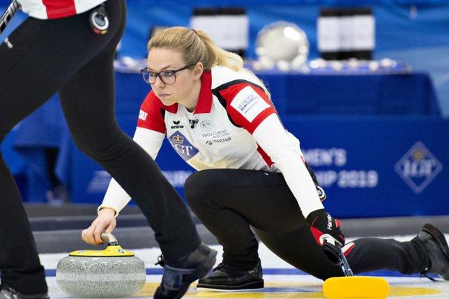 La Suisse championne du monde pour la 7e fois