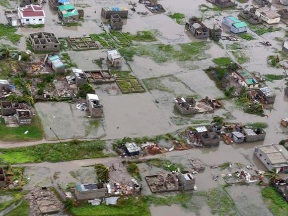 """Résultat de recherche d'images pour """"Cyclone Idai : le bilan pourrait dépasser les 1 000 morts au Mozambique"""""""