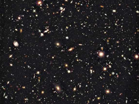 La toute première molécule à s'être formée dans l'Univers détectée