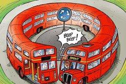 Le Brexit à rallonge, ça n'avance pas mieux