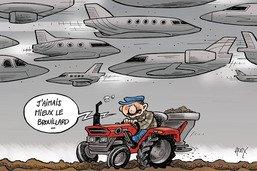Payerne Airport mis en exploitation