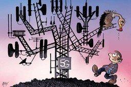 La trouille de la 5G