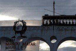 Hommages à l'élue brésilienne assassinée il y a un an à Rio