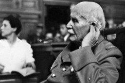 Régime de Vichy: Pétain aurait été malade d'Alzheimer dès le début