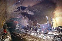 Hommage aux victimes 20 ans après le drame du Tunnel du Mont-Blanc
