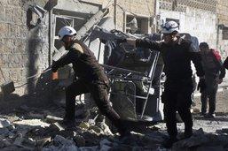 Amnesty dénonce des frappes du régime syrien contre des civils