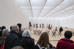 21'000 visiteurs pour admirer le nouveau Musée cantonal des Beaux-Arts
