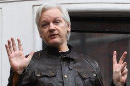 Julian Assange arrêté par la police dans l'ambassade d'Equateur