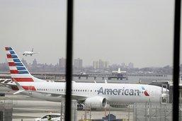 Boeing 737 MAX: American Airlines va annuler 115 vols par jour
