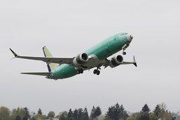 Le régulateur juge acceptables certains changements sur le 737 MAX