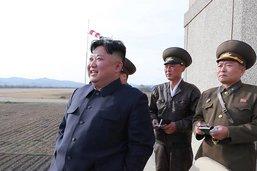 Kim Jong-un a supervisé le test d'une nouvelle arme tactique