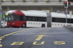 Fribourg va refaire 334 arrêts de bus