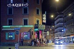 «Zurigo al mare» – Zurich rêve de nuits méditerranéennes
