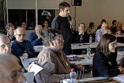 Impressum en réunion à Fribourg