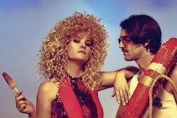 Les années disco selon Corine