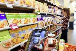 Des applis pour vous aider au supermarché