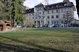 Le Collège Sainte-Croix doit sacrifier un parc