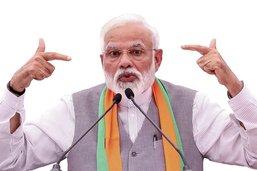 La force de frappe du populiste Modi