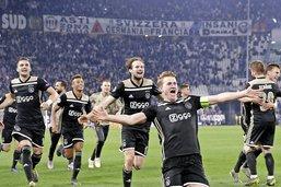 Après le Real, l'Ajax s'offre la Juve!