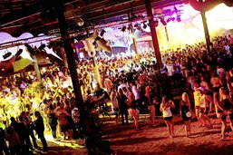 La Mega Beach Party est de retour