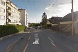Un enfant de 11 ans heurté à Fribourg