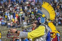 Le carnaval avenchois attire plus de 10'000 personnes
