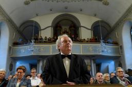 Concert «Ultimo» de Michel Corpataux