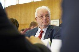 L'ancien conseiller d'Etat Erwin Jutzet est candidat aux élections fédérales