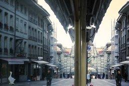 Un nouveau magasin à la rue de Lausanne