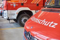 Début d'incendie dans une entreprise à Wünnewil