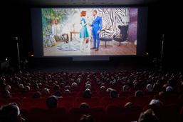 Le Festival de films est sur orbite