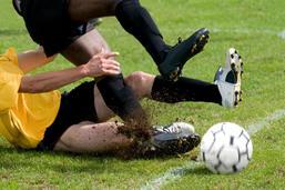 Footballeur amateur définitivement condamné après un tacle