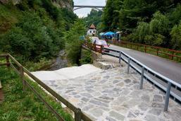 Le chemin de randonnée de la vallée du Gottéron sera rouvert samedi