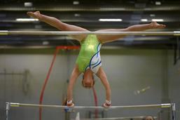 Championnats fribourgeois de gym artistique