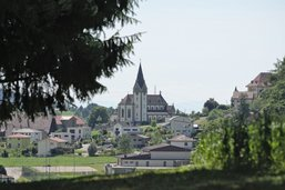 Vol à main armée dans un établissement public à Heitenried
