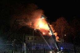 Une personne retrouvée morte dans un incendie à Fribourg