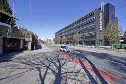 UBS, troisième banque fribourgeoise