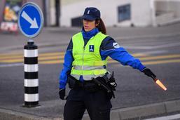 La criminalité est restée stable dans le canton de Fribourg