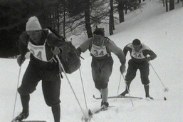 Au temps du ski de fond-alpinisme