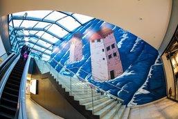 Appel aux artistes pour la galerie de Fribourg Centre