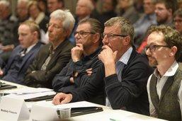 La consultation sur le Grand Fribourg peut commencer