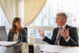 Election complémentaire: Rebecca Ruiz devant Pascal Dessauges
