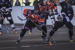 Le championnat broyard de skater hockey