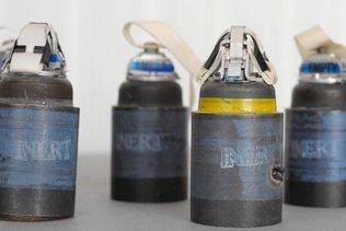 L'armée suisse a détruit ses stocks d'armes à sous-munitions