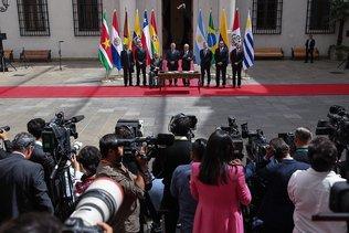 Un nouveau bloc sud-américain voit le jour en excluant le Venezuela