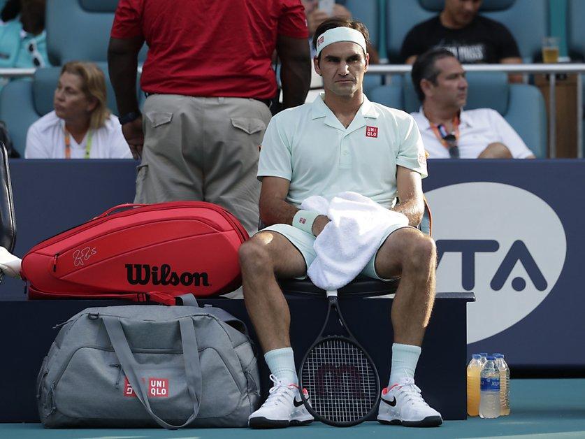 Non sans trembler, Federer sauve la msie
