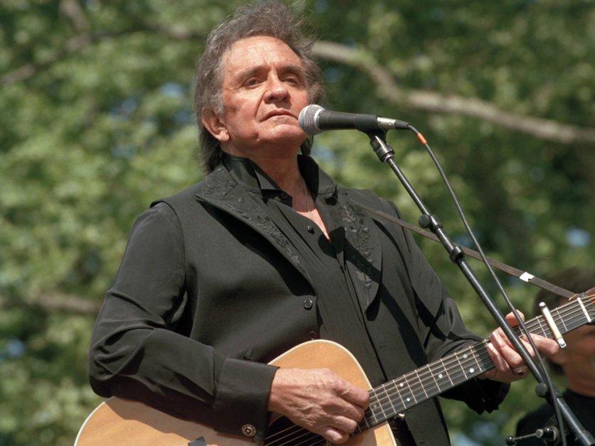Johnny Cash, légende de la country, aura sa statue au Capitole