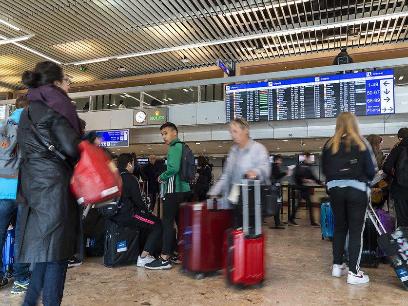 Genève Aéroport cauchemarde à l'idée d'être exclu de Schengen