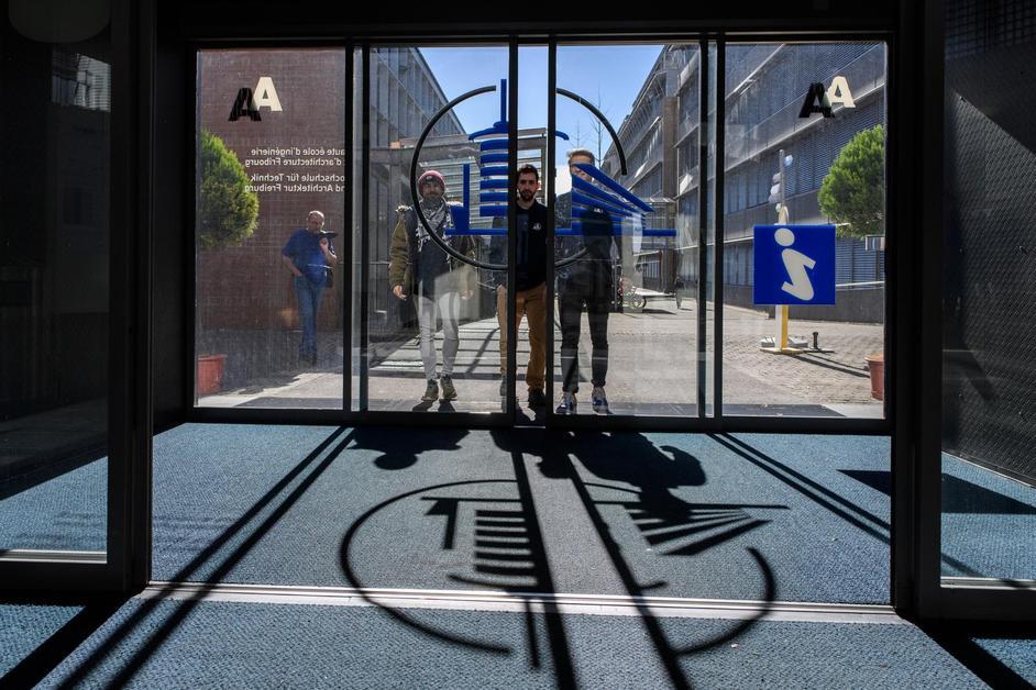 La Haute École d'ingénierie et d'architecture ses portes